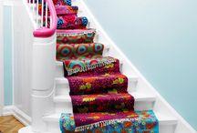 tapis escalier
