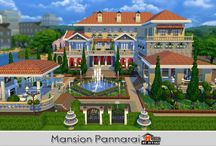 Los Sims 4 Mansiones