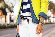 Estilo calça branca / Inspiração de look com calça branca.