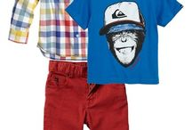KIDS with style / Style inspiration for little boys