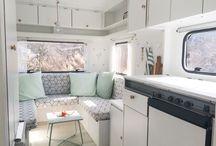 caravan renovatie