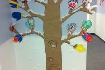 ECE- Crafts to go with BOOKS / Crafts, activities, printables, websites based on children's books.