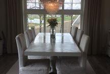 House / Dining table
