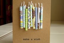 Cute and Creative Cards / by Colleen Scott