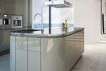 glossy v. matte kitchen