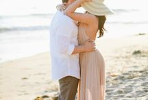Engaged || beach side