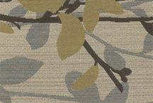 Leaf/vine fabrics / by Warehouse Fabrics Inc.