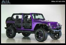 Cool cars and jeeps