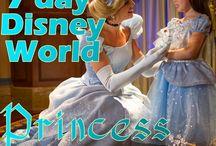 Sophia's Disney trip