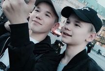 Mac & Tinus
