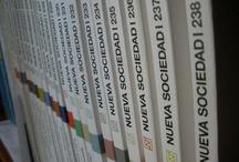Sociología / Revistas y Libros sobre la temática relacionadas con la sociología