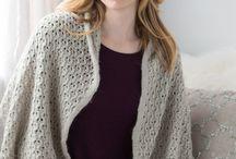 loom projects - shawl