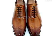 Man Shoes / Wingtips