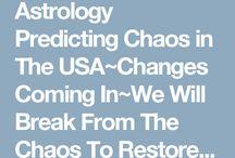 USA Astrology