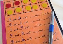 Maths- Tens Frame Activities