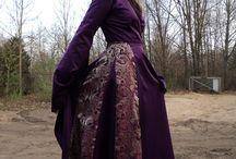 Medieval Princess Robe