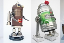 ROBOTS-R-COOL / Anything Robotic / by Mike & Melissa Baucum