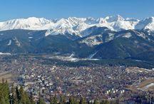Moje Zakopane / Miasto gdzie się urodziłam i gdzie mieszkam.