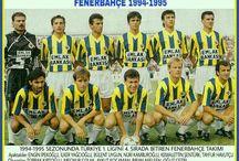 FENERBAHÇE SPOR KULÜBÜ 1990-1999