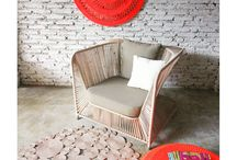 Rope Furniture / Outdoor Indoor Stylist Furniture