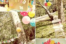 party ideas / by Cathy Carrillo