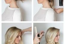 how to roll your hair