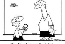 Education cartoons