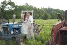 Weddings on our Farm!