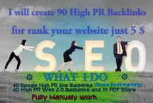 90 Backlinks just 5$ in Fiverr.com