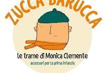 ZUCCA BARUCCA / Accessori handmade Bimbo/neonato