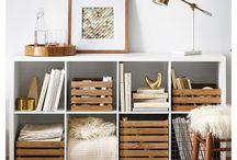 Organization - Shelving