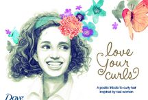 Dove / Love Your Curls is a rallying cry that moved women across America to celebrate their curls. Now, we want future generations to do the same.