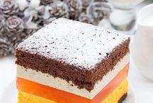 Bake Off inspired cakes