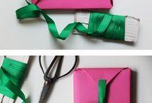 Gift Wrap Tricks