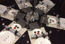 Table settings / by Holly Davis
