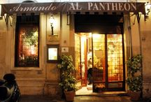 Favorite Restaurants in Rome