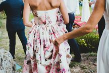 Garden Party Gal / Gal Meets Glam and InStyle have teamed up to share their favorite spring trends and must-haves for the season. / by Julia Engel