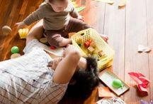 jouer avec enfants