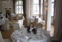 Feierlichkeiten im Hotel Bielefelder Hof / Wir freuen uns Sie zu begeistern!