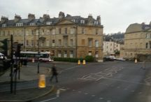 Bath and the Roman Baths / Next up was the beautiful, quaint and in some places steep city of Bath in South West England to visit the Roman Baths.  Another MUST-SEE while we were there.