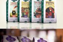 café packaging