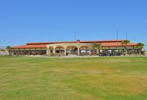 The Pavilion at El Dorado Ranch, San Felipe, B.C., Mexico / The Pavilion at El Dorado Ranch, San Felipe, Mexico is a multipurpose facility housing the golf shop for the Las Caras de Mexico 18-hole golf course.  Also located at this facility is a restaurant with full bar.  The restaurant has two dining rooms.  One room seats 90 guests, and the second dining hall seats up to 200 guests.  This makes it popular for hosting golf tournaments, meetings and weddings.