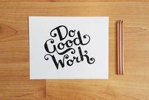 Typography I love