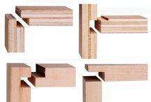 Idei - Imbinari lemn