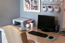 Home office / by Emily Thompson