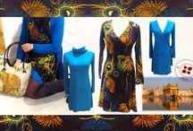 Silhouettes / Des idées créatives pour assortir les accessoires et les vêtements de la marque Etyo.