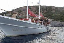 COBRA III / #gulet, #yacht, #bluevoyage, #yachtcharter,  www.cnlyacht.com