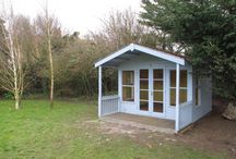 Customer Summer Houses / Featured Summer Houses installed into our customers gardens.  Our full range of Summer Houses can be found at:- https://www.cranegardenbuildings.co.uk/summerhouses