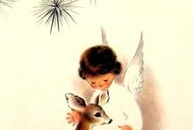 Oh, Deer / Vintage deer images