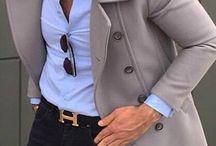 man fashion casual fall